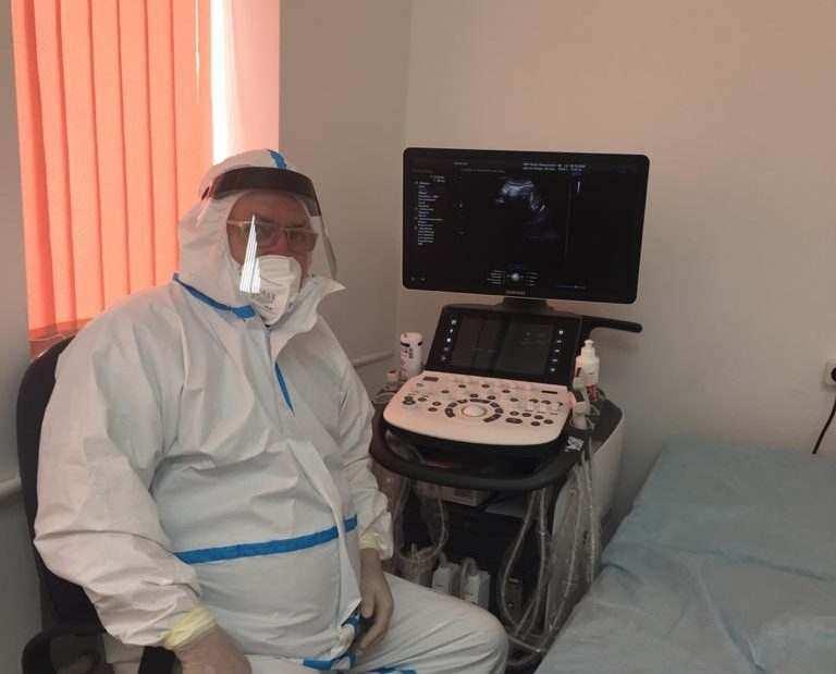 Доктора Новороссийска говорят: «Прививке — да!» Олег Сафонов и другие