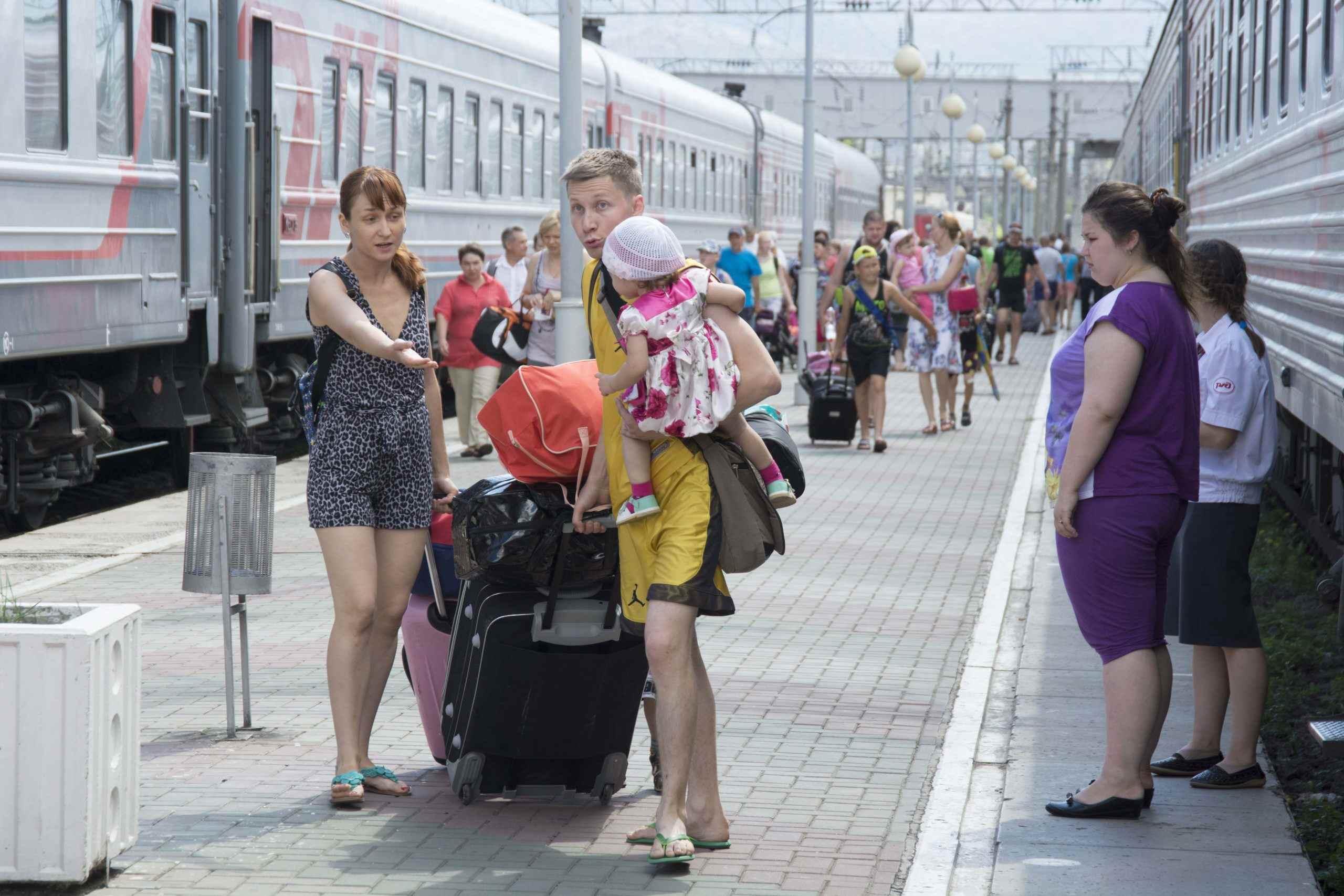 Удобно ли гостям Новороссийска на нашем железнодорожном вокзале?