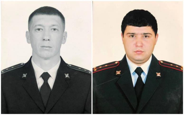 В Геленджике двое полицейских объявлены в розыск