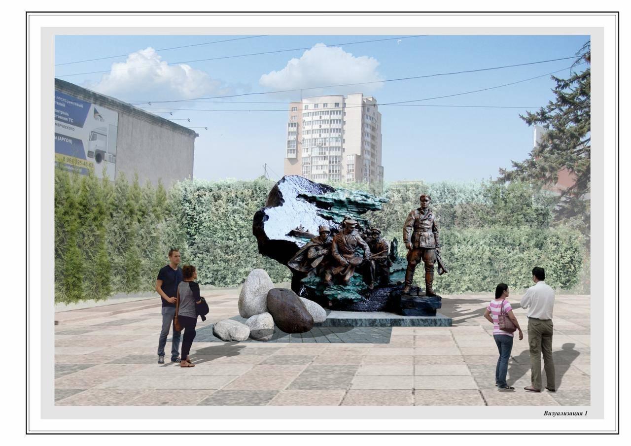 В Новороссийске появится памятник герою войны Цезарю Куникову