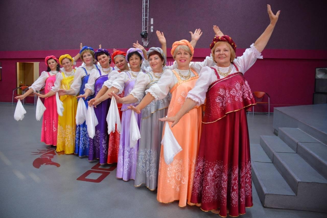 В Новороссийске стартовал проект для пожилых людей «Элегантный возраст»