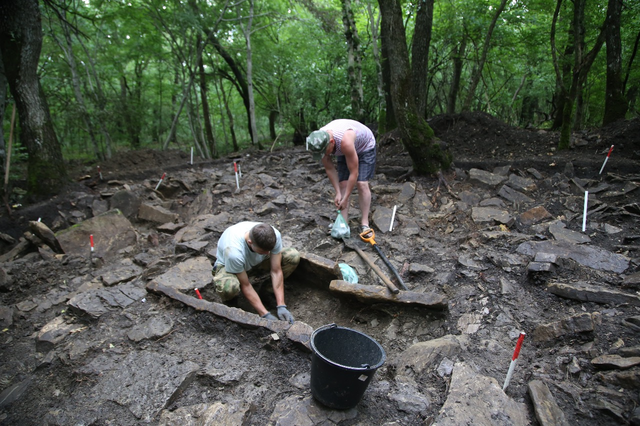 Кто ел древних людей? Ответ ищут археологи под Новороссийском