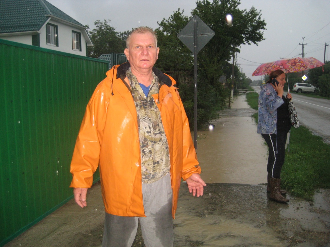 Южная Озереевка: хроники ЧС и утро после потопа