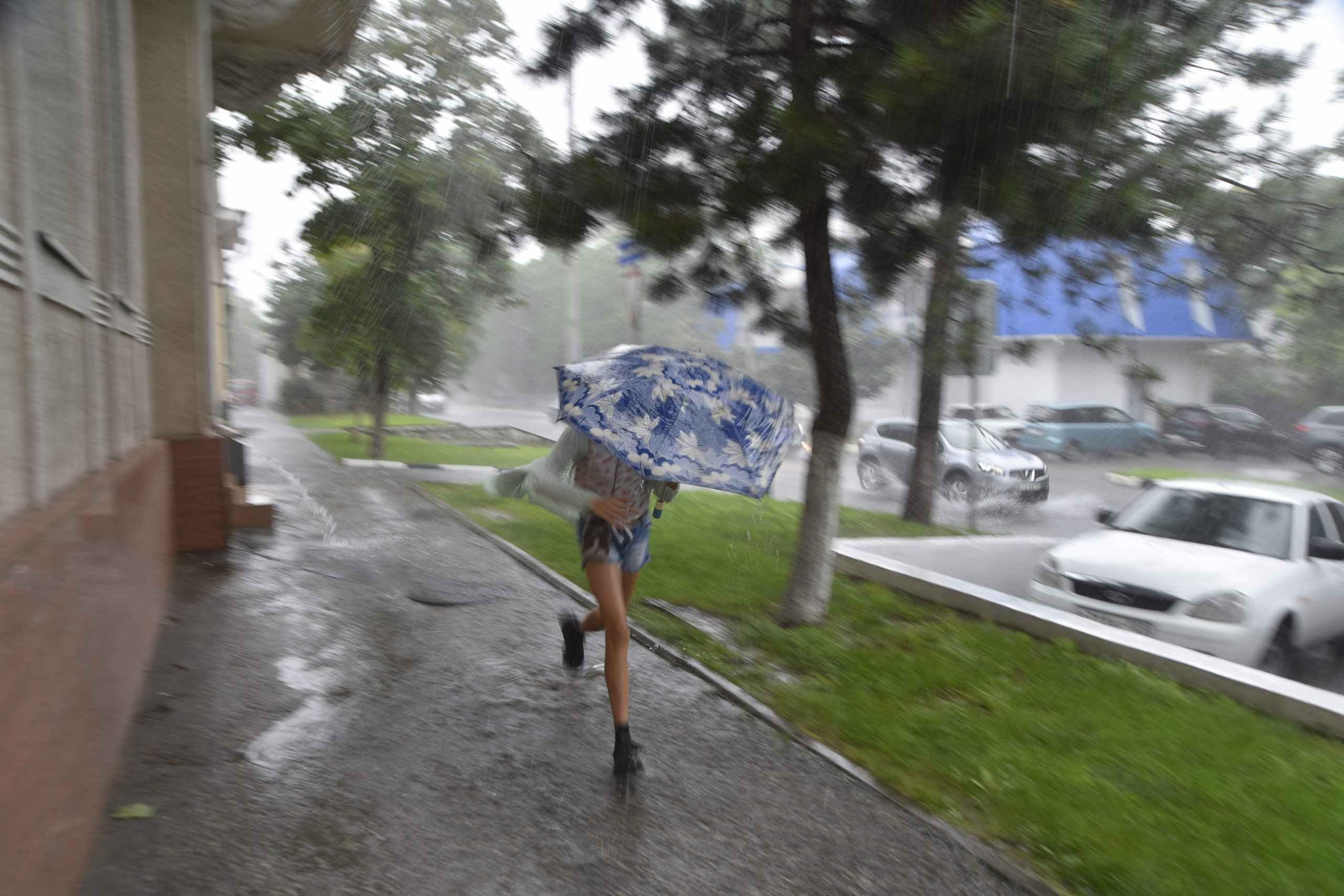 Внимание! В Новороссийске ожидается ухудшение погодных условий