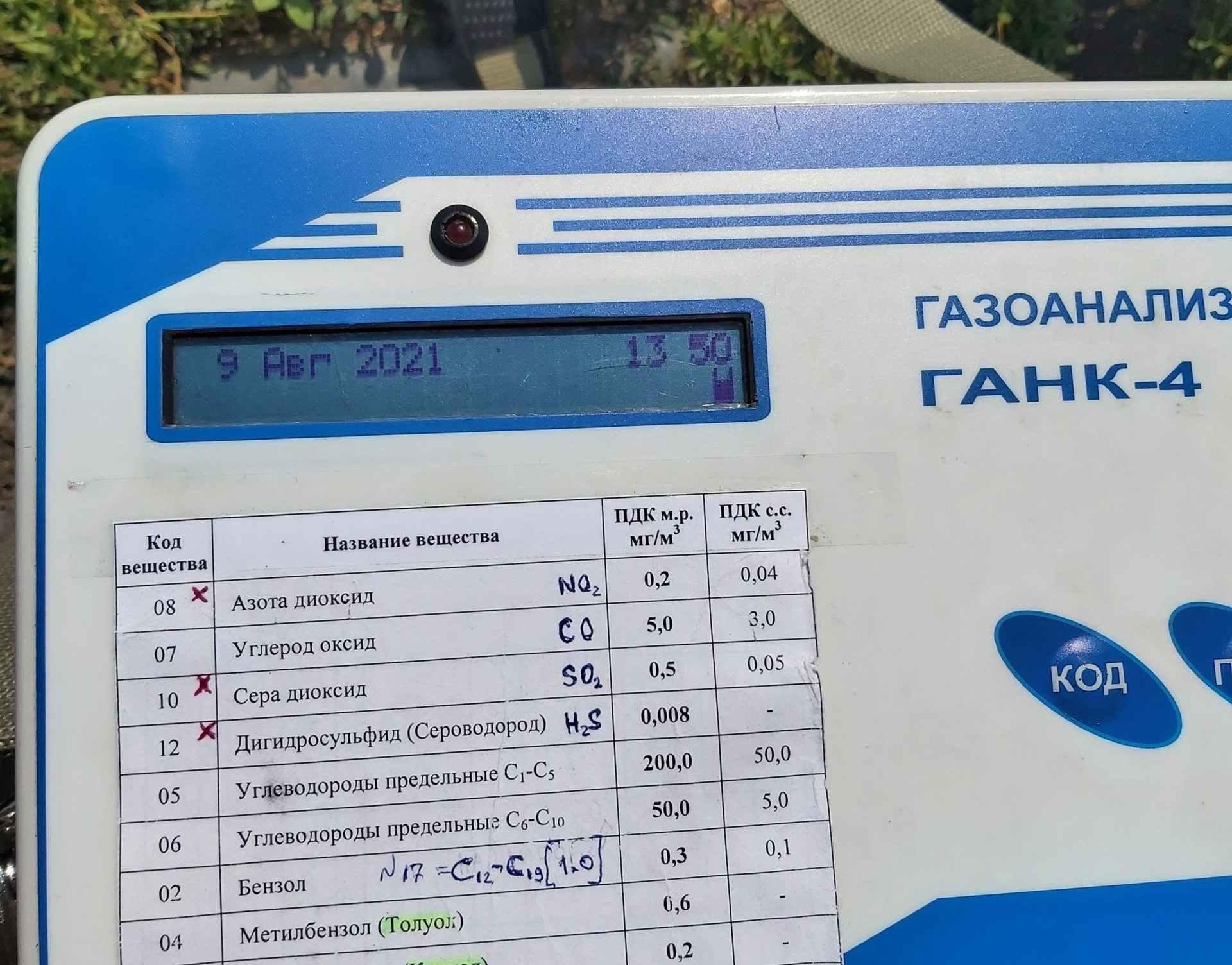Что показали пробы воды и воздуха в Новороссийске после разлива нефти