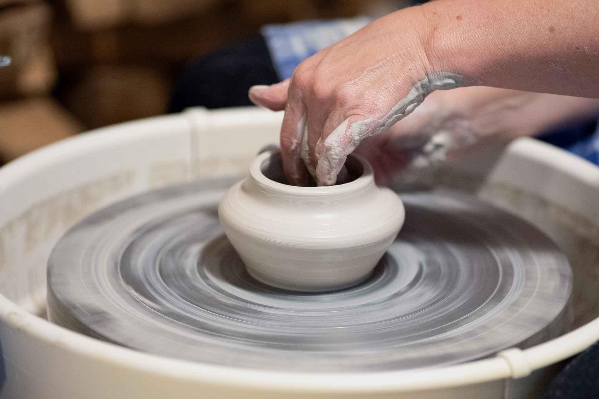 В Центре творчества Абрау-Дюрсо будет своя гончарная мастерская