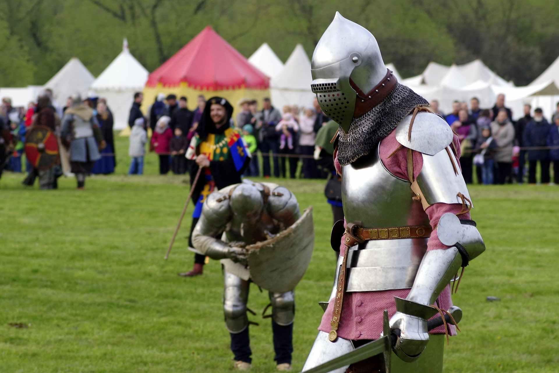 Клуб исторического фехтования «Воины ветра» приглашает на турнир
