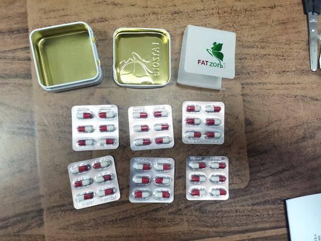 Жительница Новороссийска заказала запрещенные вещества под видом средства для похудения