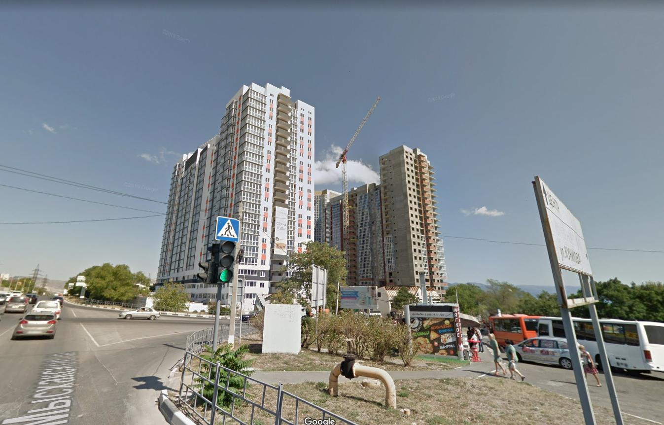 Жителей Новороссийска интересует организация дорожного движения у новостроек
