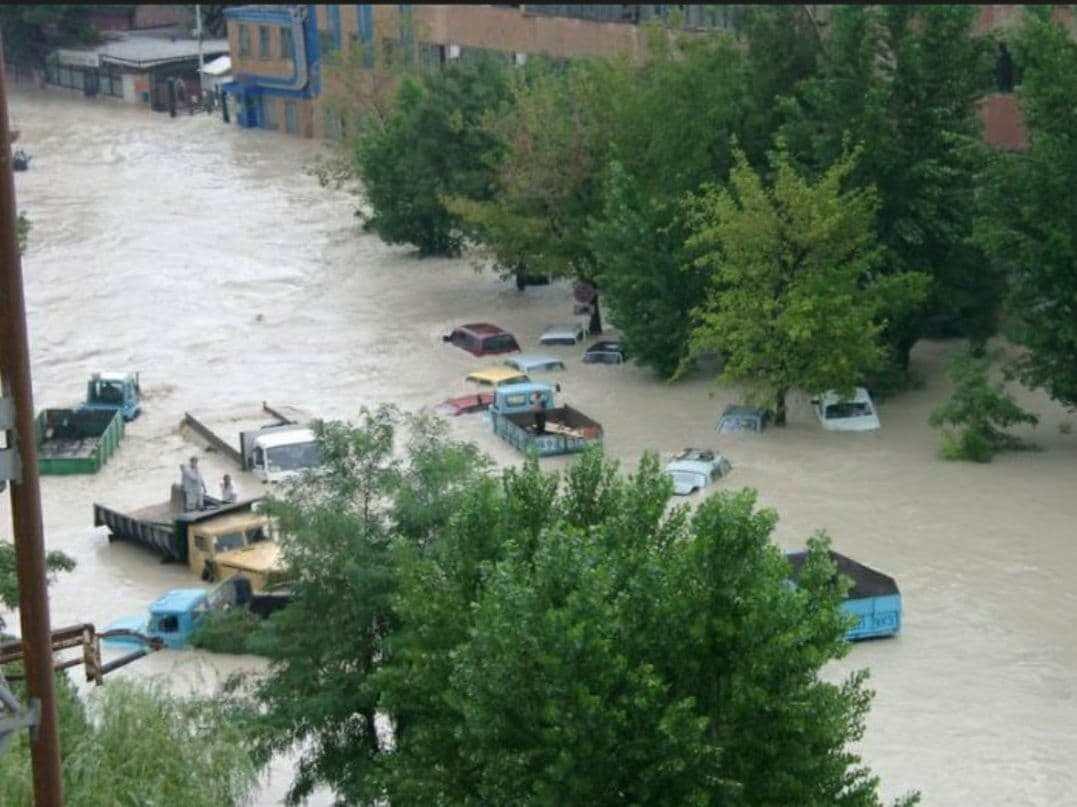 Хроника наводнений в Новороссийске в 21 веке, часть 3