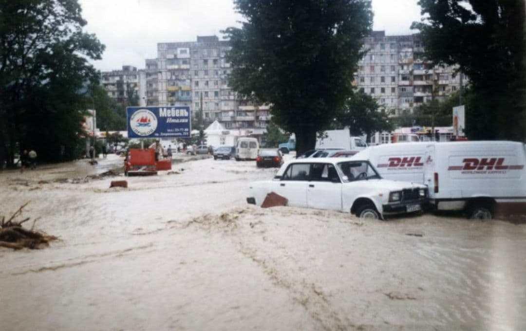 Хроника наводнений в Новороссийске в 21 веке, часть 2
