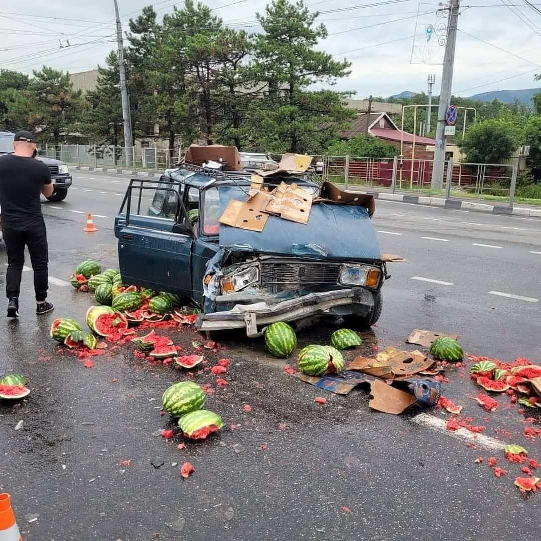 В Новороссийске участились ДТП с проездом на красный свет