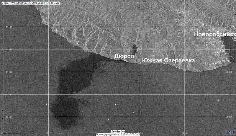 В Правительстве РФ следят за ликвидацией разлива нефти под Новороссийском
