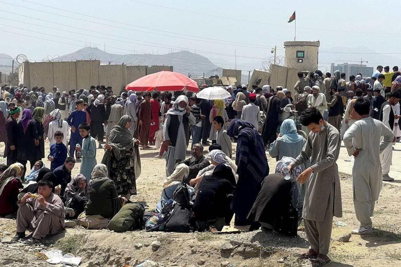 События в Афганистане сегодня: говорят и вспоминают ветераны-афганцы Новороссийска