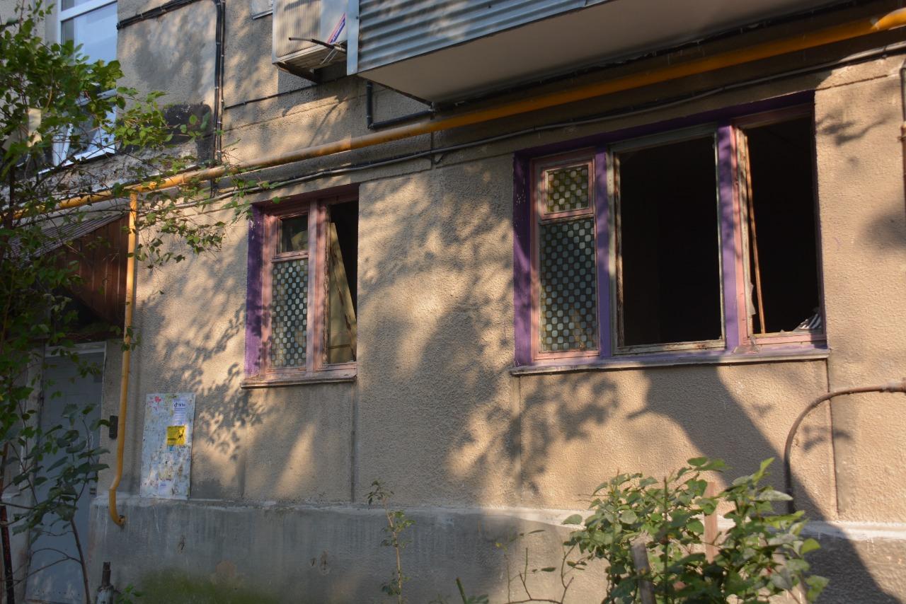 В Новороссийске на Анапском шоссе прогремел взрыв