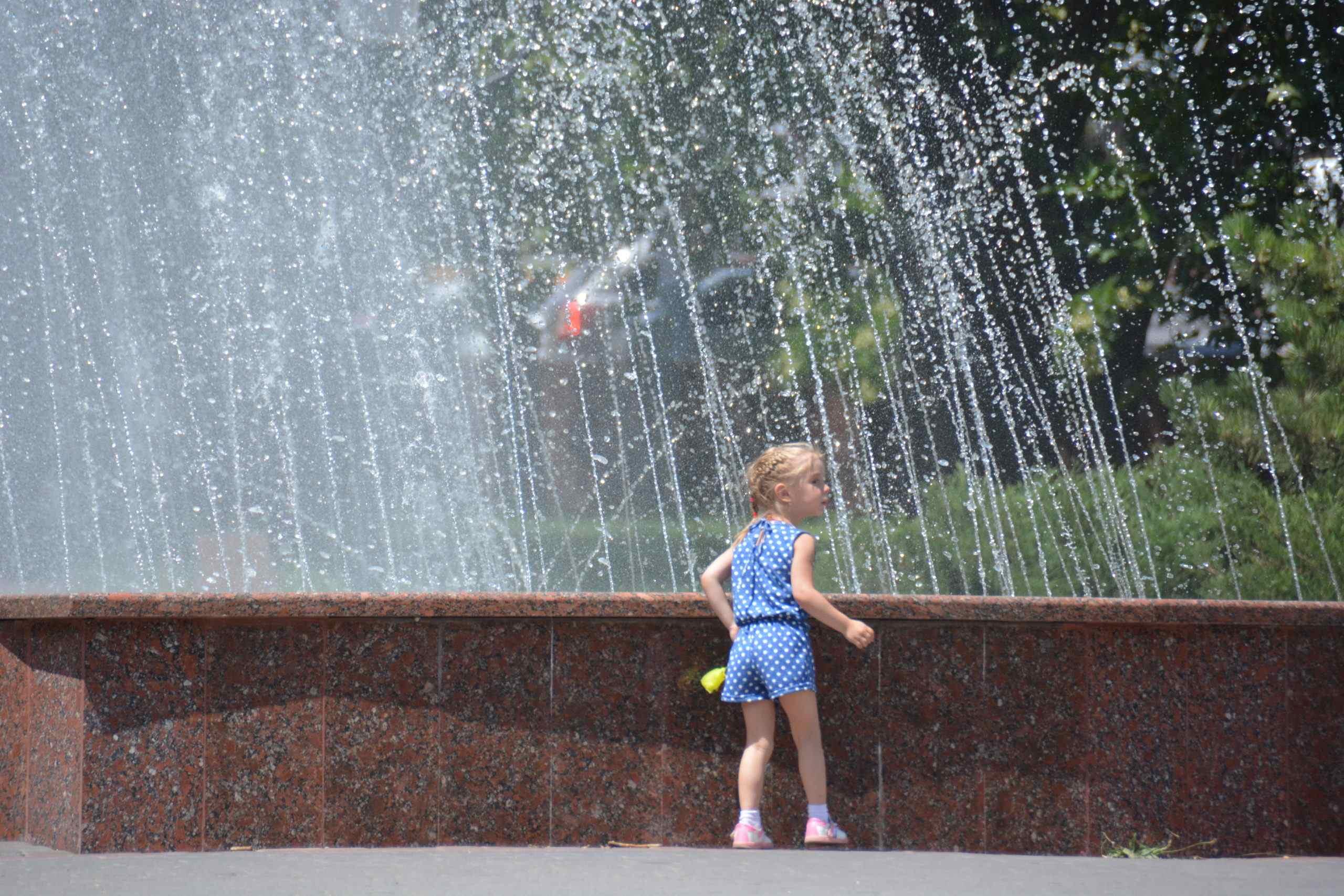 В Новороссийске снова жара. Как пережить знойные дни?