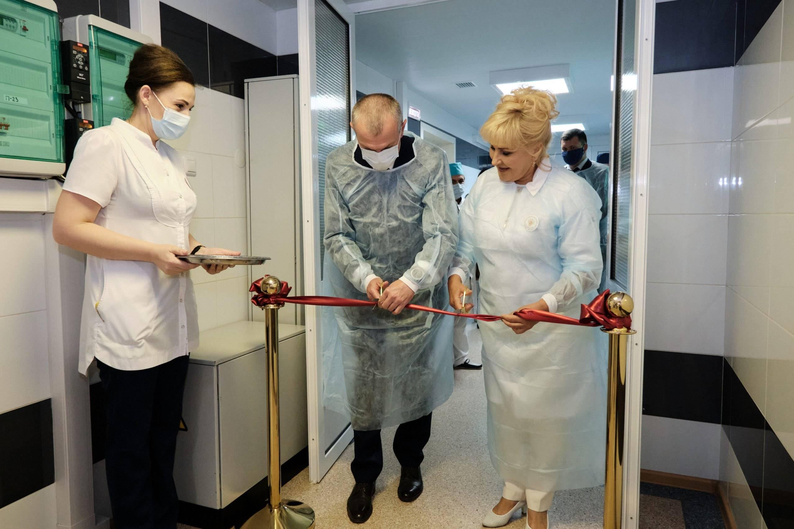 АО «Черномортранснефть» закупило самое современное хирургическое оборудование для больницы Новороссийска