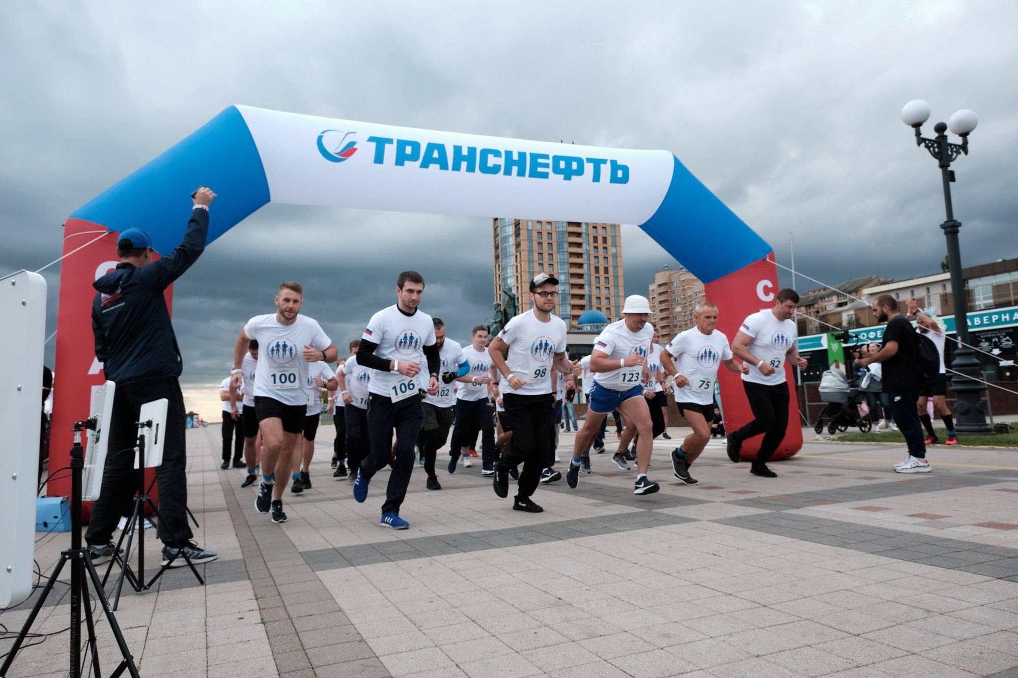 Сотрудники АО «Черномортранснефть» — профессионалы даже в спорте