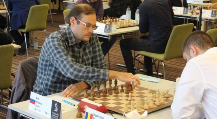 Новороссийский шахматист стал чемпионом Европы