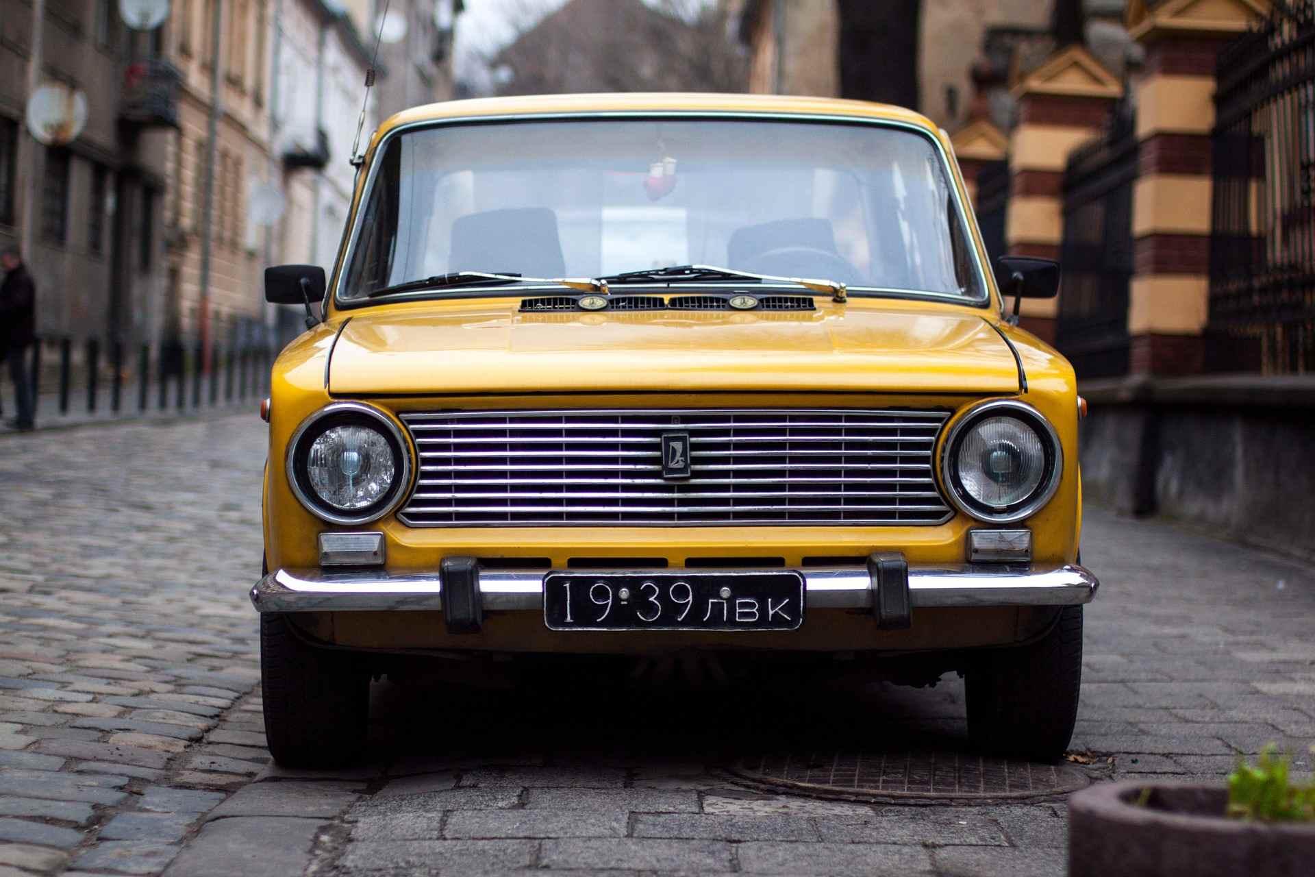 В МВД России предложили ввести новые штрафы для владельцев подержанных машин