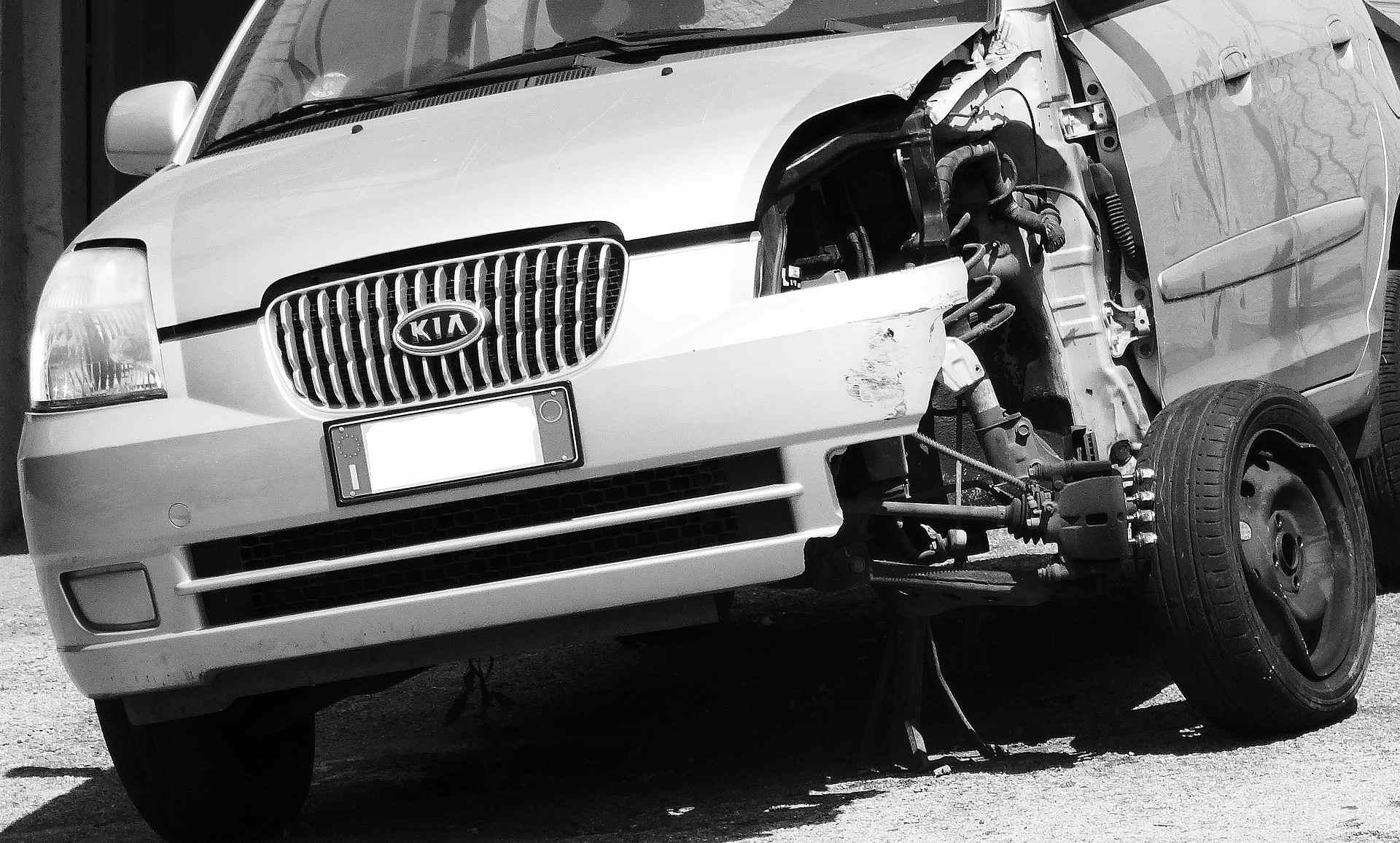 В Новороссийске в ДТП все чаще страдают дети-пассажиры