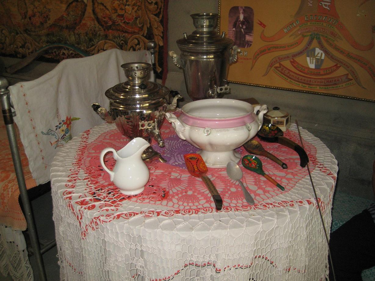 У жителя Новороссийска в доме — настоящий музей старинных вещей
