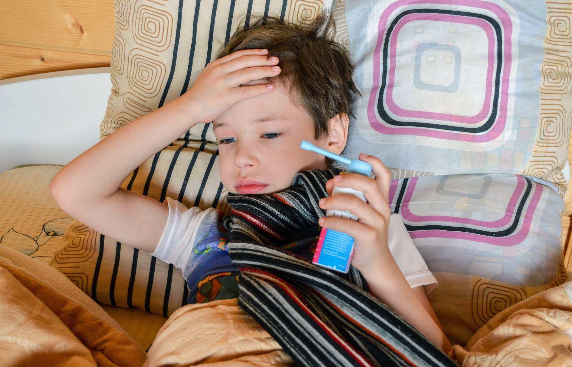 В Краснодарском крае ковидом все больше болеют дети