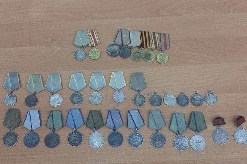 Житель Новороссийска осужден за покупку медалей «За отвагу»