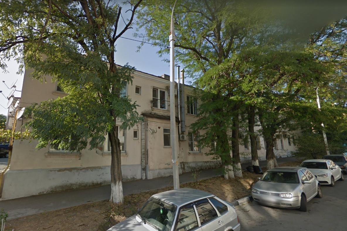 В Новороссийске снесут дом, которому 104 года