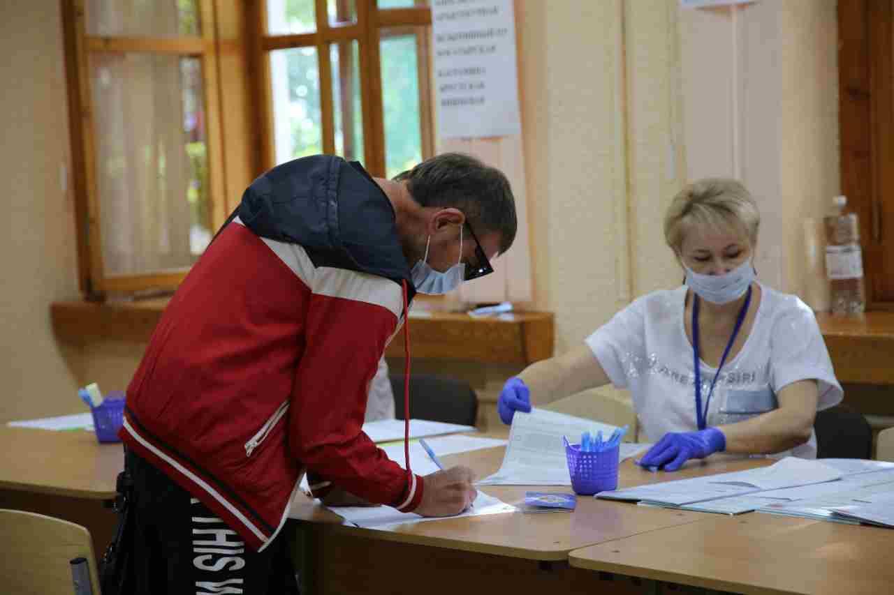 Явка на выборах депутатов Госдумы в крае – 45 процентов