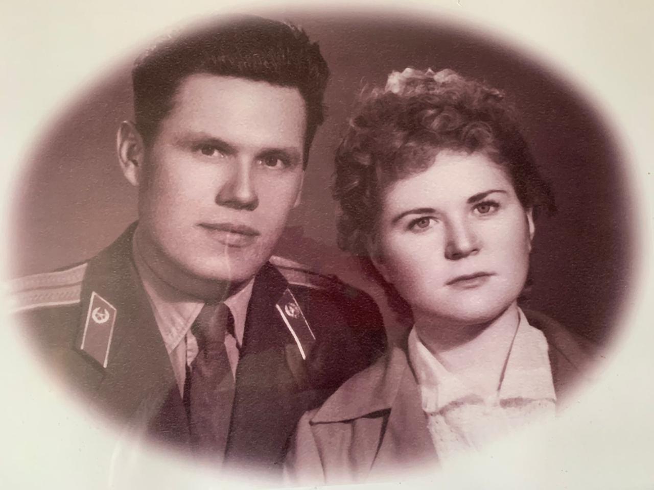 Супружеская пара из Новороссийска сыграла бриллиантовую свадьбу
