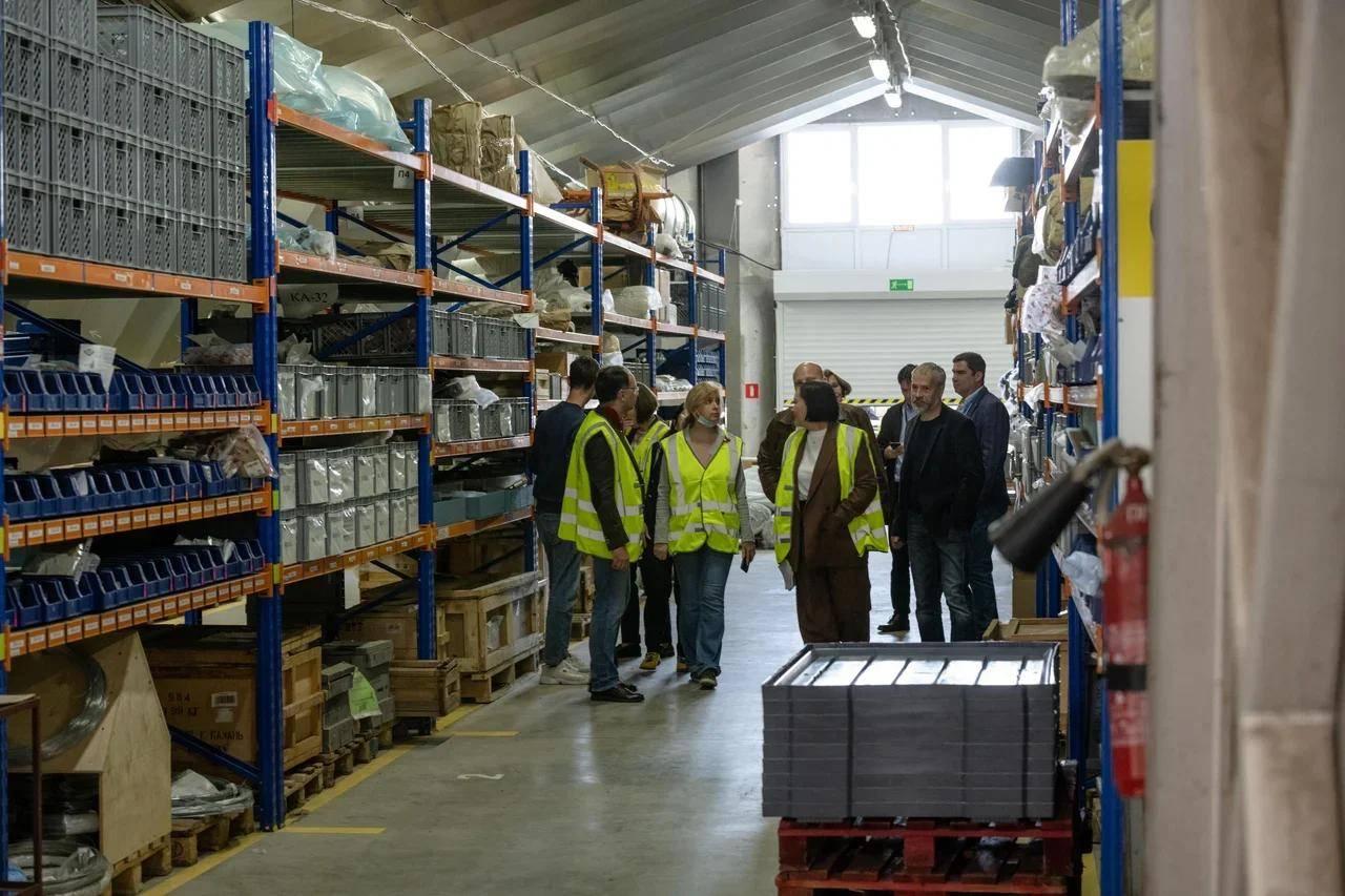 В Краснодарском крае стартовал мониторинг реализации проектов предприятий-участников программы «Лидеры производительности»