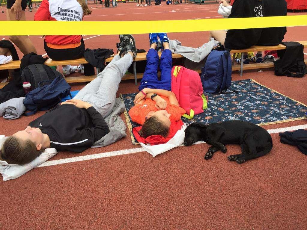 Впервые новороссийские легкоатлеты стали призерами соревнований «Шиповка юных»